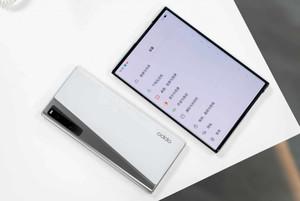 Oppo đã sản xuất smartphone có màn hình cuộn lại đầu tiên trên thế giới