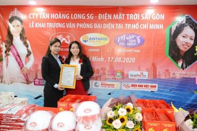 Chân dung nữ Doanh nhân Nguyễn Thị Ngọc Trâm
