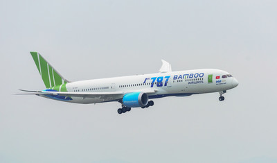 BAMBOO AIRWAYS TẶNG VÉ BAY MIỄN PHÍ CHO KHÁCH BAY TRONG 3 NGÀY 01-03/9