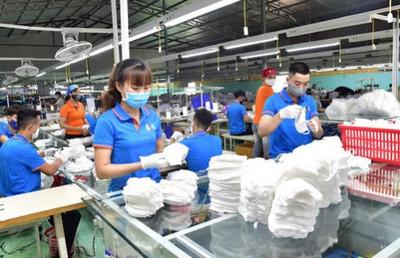 Tăng cường chống dịch ở các khu công nghiệp, cơ sở kinh doanh
