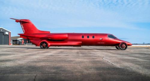 Lermousine - 'limo' kết hợp với máy bay : Giá không dưới 115 tỷ, siêu phẩm trên không